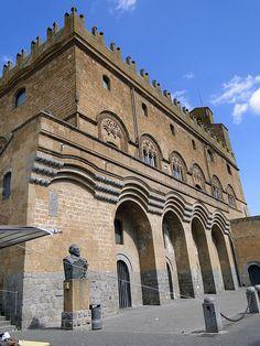 Palazzo del Popolo, Orvieto