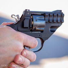 Korth Sky Marshal  http://www.luckygunner.com/lounge/first-look-korth-sky-marshal-9mm-revolver/