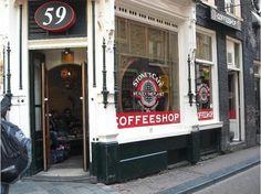 Amsterdam: Coffee shops