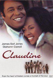 Claudine starring Diahann Carroll & James Earl Jones