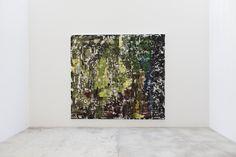 Jacqueline Humphries, Installation view, Greene Naftali, New York, 2015