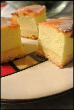 Sernik krakowski - najlepszy - Just Megik Polish Cake Recipe, Polish Recipes, Food Cakes, Cake Recipes, Cheesecake, Tasty, Cookies, Essen, Cakes