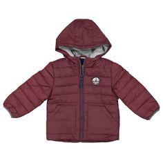 Baby Boy Carter's Quilted Heavyweight Jacket, Size: 24 Months, Dark Red