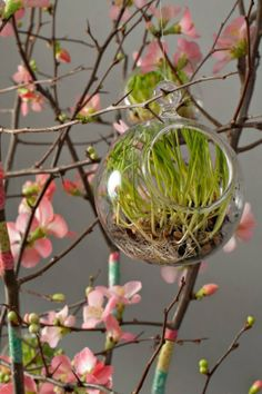 A Modern Easter Tree