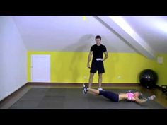 Nonstop Super Intense 10 minute HIIT workout from sixpackavenue