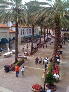 City Place, West Palm Beach, FL - one of my favorite places ever