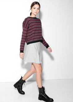 MANGO - Alpaca wool-blend sweater #FW14 #NEW