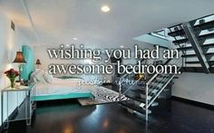 i think i would arrange this differently but it looks cool! Home Design, Just Girly Things, Girl Things, Small Things, Girly Stuff, Random Things, Basement Bedrooms, Deco Design, Awesome Bedrooms