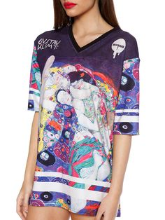 The Maiden Touchdown - LIMITED (WW $110AUD / US $88USD) by Black Milk Clothing