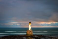 "500px / Photo ""Rattray Head Lighthouse, Buchan"" by Jason Baxter"