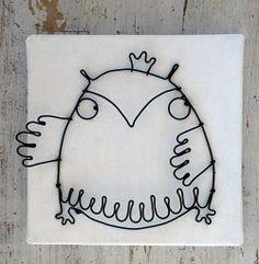 My Owl Barn: Wire Dreams (Israel)  Love it!