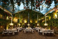 a reception hall like this one!