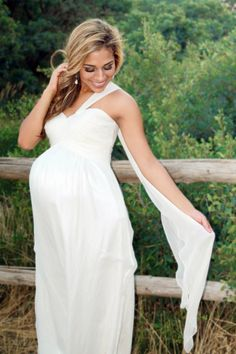 How to find the perfect maternity wedding dress at Mychicbump.com @Seraphine Maternity