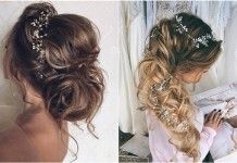 30 New Romantic Long Bridal Wedding Hairstyles to Try