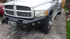 Customizable WIY Front Standard - Dodge 2500-3500 2003-2005 Truck (658) - MOVE Bumpers