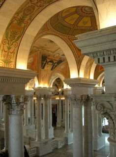 Library of Congress, Washington D.C. | THE MOSAIC FINGERPRINT