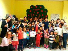 """Proyecto de Menores """"Corazón Colorado"""" de Las Rozas, de la Vicaría VII."""