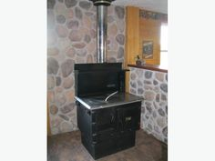 Bakers Choice Wood Cook Stove Brand New  Certified