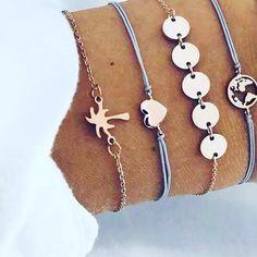 Bracelet Set, Palm, Summer Ootd, Earth, Beachwear, Swimwear, Drop Earrings, Beach Travel, Bikini Swimsuit