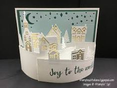 Image result for stampin up card front builder card