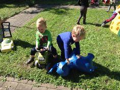 GBS Schaffen eerste kleuterklas: september 2015