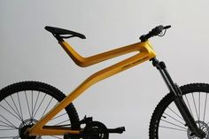 Carbon frame bike - Ford