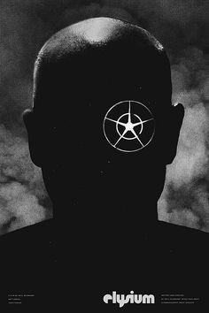 Sam Smith | Elysium | Reelizer: Showcasing Alternative Movie Posters