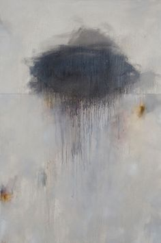 steven seinberg storm . 2013 . oil and graphite on canvas . 60x40 in. #abstract #expressionism