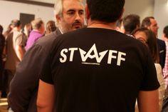 Nuestro LOGO STAFF con el espectáculo Eterno Camarón.