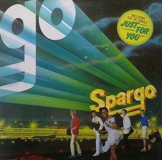 Spargo - Go GER 1981 Lp vg++ to nm w/Inner
