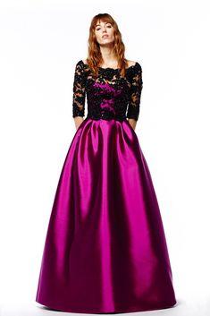 Reem Acra Elegant Dresses, Cute Dresses, Casual Dresses, Fashion Dresses, Vestidos Deb, Fashion Show, Fashion Design, Elie Saab, Beautiful Gowns