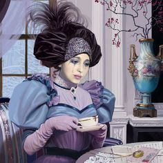 Tatiana Doronin — Bitter Chocolate (650x650)