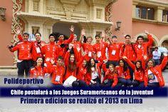 Chile pretende organizar un nuevo evento polideportivo el 2017