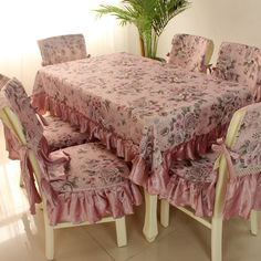 capas para cadeiras artesanal - Pesquisa Google Kitchen Table Chairs, Table And Chairs, Muebles Living, Chair Makeover, Chair Covers, Shabby Chic Decor, Slipcovers, Upholstery, Interior Decorating