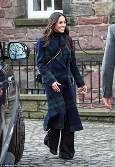 It seems far, far too early for Meghan Markle to go into full Diana mode and unfurl any fondly imagined royal superpowers
