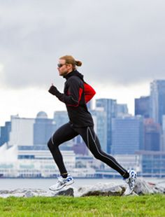 Rain running tips.  I need to follow a couple of these better.