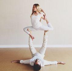 :: Morning yoga