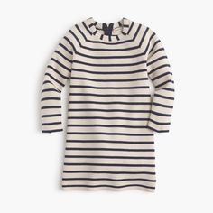 $75, A striped sweater-dress is the cutest way to deal with winter-to-spring weather. <ul><li>Shift silhouette.