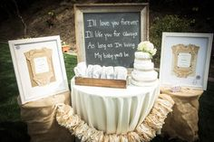 Home and Family Vintage Baby Shower | Lilyshop Blog by Jessie Jane