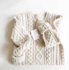 Nadire Atas on Knits to Wear sweater knit cable knit beige sand camel winter outfits cozy cute fashion cute top