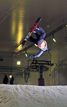 Freestyle Park Night - Thursday 1st Oct - Snozone Milton Keynes