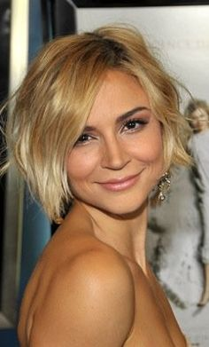 Maybe going for a darker blonde this fall!?