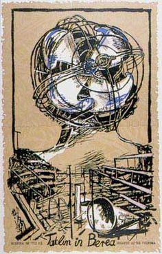 William Kentridge, Art in a State of Hope, 1998