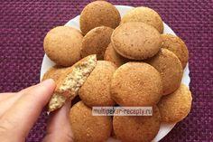 Овсяное печенье в мультипекаре Редмонд