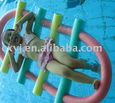 Fun Noodle Raft Product on Alibaba.com Fun Noodles, Pool Noodles, My Pool, Swimming Pools Backyard, Summer Crafts, Summer Fun, Diy Arts And Crafts, Crafts For Kids, Piscina Diy