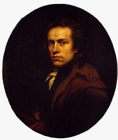 Opie, John (1761-1807) - 1789 Self Portrait of John Opie (National Galleries Scotland)