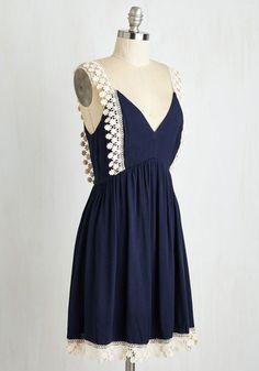 Designated for Day-cation Dress   Mod Retro Vintage Dresses   ModCloth.com