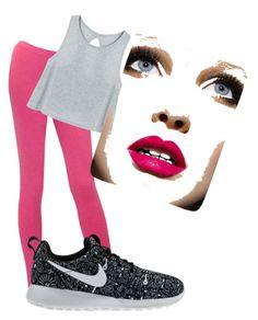 """Untitled #16"" by s-dejesus on Polyvore featuring Chanel and NIKE"