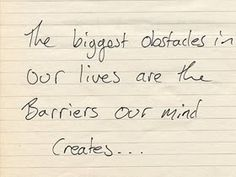 Obstacles In Life Quotes by @quotesgram