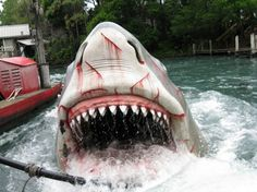 The Jaws ride at Universal Studios is now closed for good. RIP Jaws, I had lots of fun!
